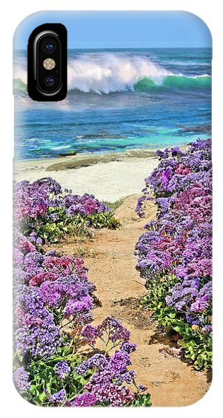 Beach Pathway IPhone Case