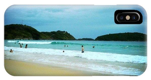 Beautiful iPhone Case - #beach #phuket #thailand #naiharn by Georgia Fowler