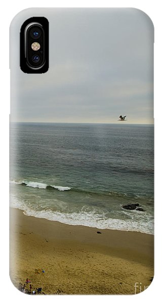 Beach Picnic Phone Case by Deborah Smolinske