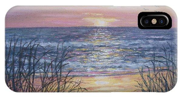 Beach Razzle Dazzle IPhone Case