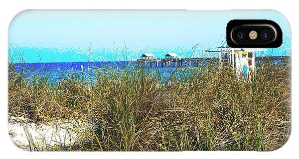 Beach Serenity IPhone Case