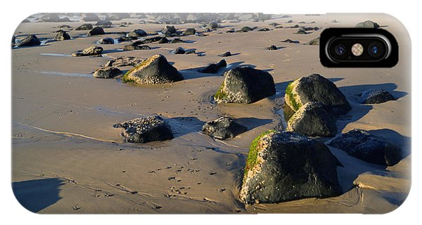 Beach Stones I IPhone Case