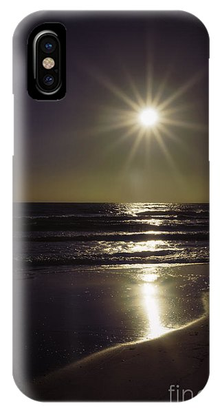 Beach Sun 2 IPhone Case