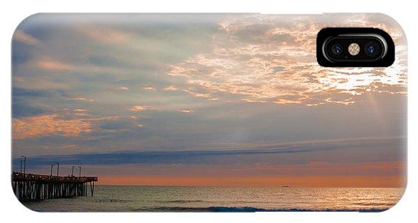 Beach Sunrise Surprise IPhone Case