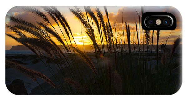 Beach Sunset Phone Case by Marc Bottiglieri