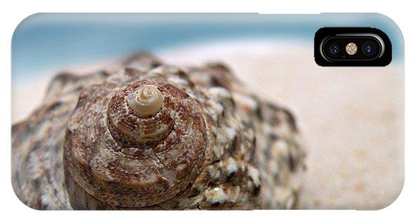 Beach Treasure IPhone Case