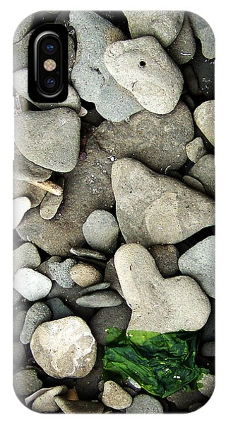 Beach Valentine IPhone Case