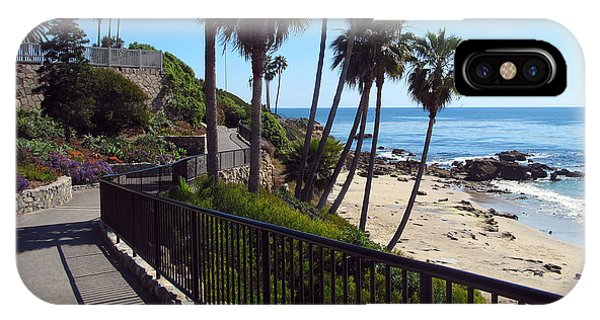 iPhone Case - Beach Walkway by Kelly Holm