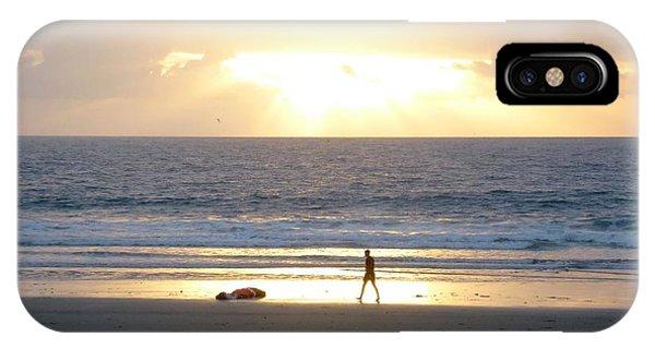 Beachcomber Encounter IPhone Case