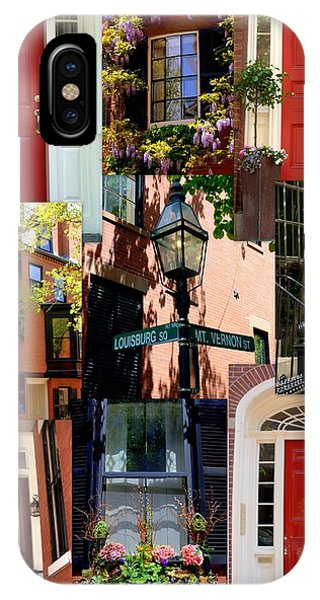 Beacon Hill  Windows Doors And More IPhone Case