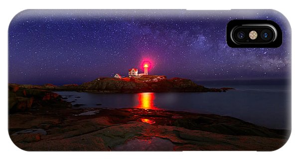Beacon In The Night IPhone Case