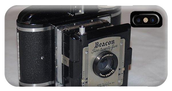 Beacon Two-twenty Five IPhone Case
