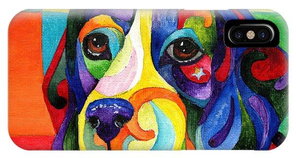 Beagle IPhone Case