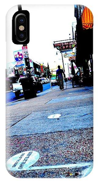 Beale Street Strolling IPhone Case
