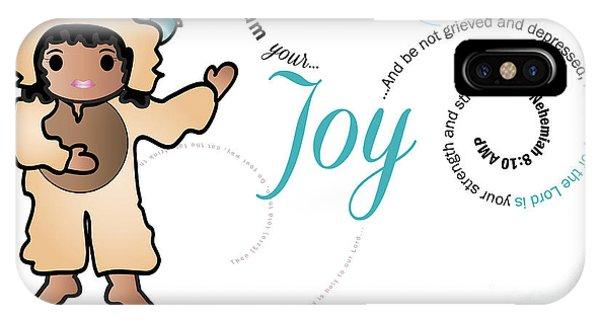 bear fruit -Joy Phone Case by Affini Woodley