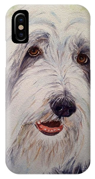 Bearded Collie IPhone Case