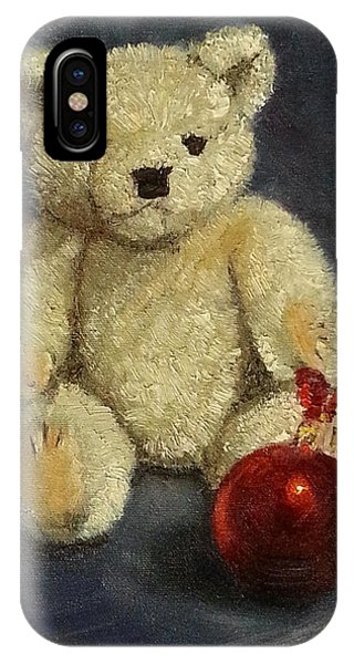 Beary Christmas IPhone Case