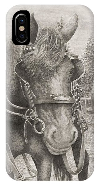 Beast Of Bourbon Phone Case by Rick Moore
