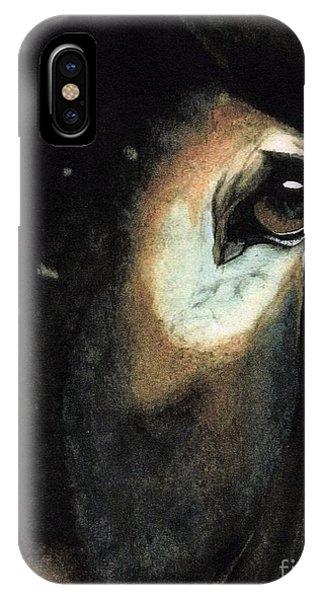 Beast Of Burden IPhone Case