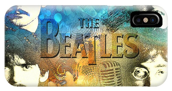 Beatle Montage IPhone Case