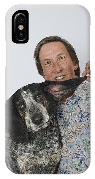 Beauregard And Scott 1 IPhone Case