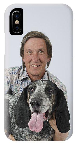 Beauregard And Scott 3 IPhone Case