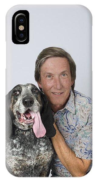 Beauregard And Scott 5 IPhone Case