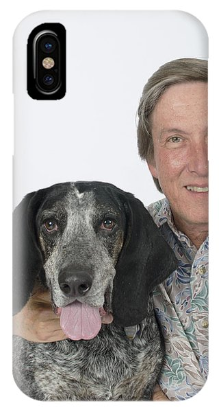Beauregard And Scott 6 IPhone Case