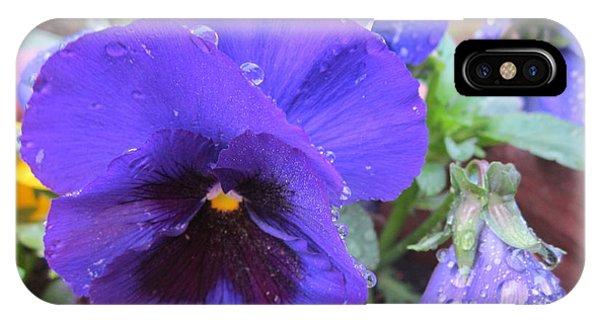 Beauties In The Rain IPhone Case