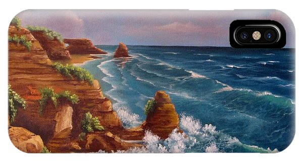 Beautiful Algarve IPhone Case