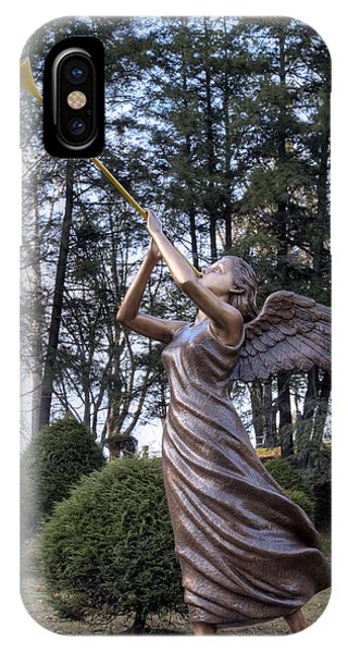 Beautiful Angel IPhone Case