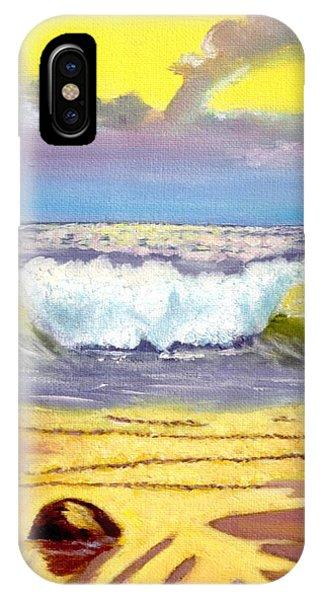 Beautiful Beach IPhone Case