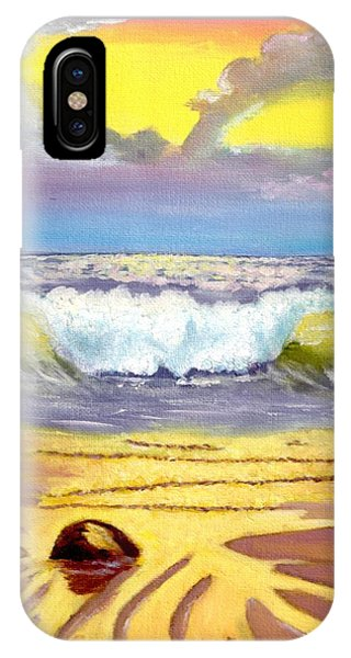 Beautiful Beach IPhone Case