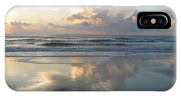 Beautiful Beach Sunrise IPhone Case