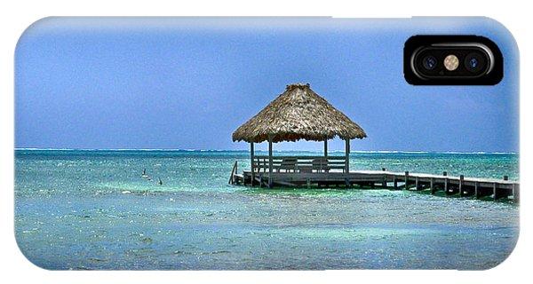 Beautiful Belize IPhone Case