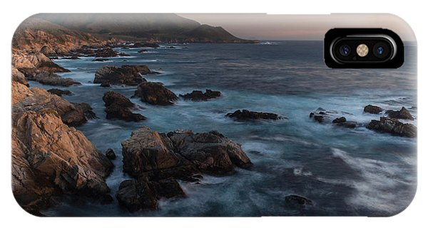 Monterey iPhone Case - Beautiful California Coast In Spring by Mike Reid