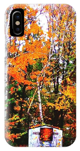 Beautiful Fall Season IPhone Case