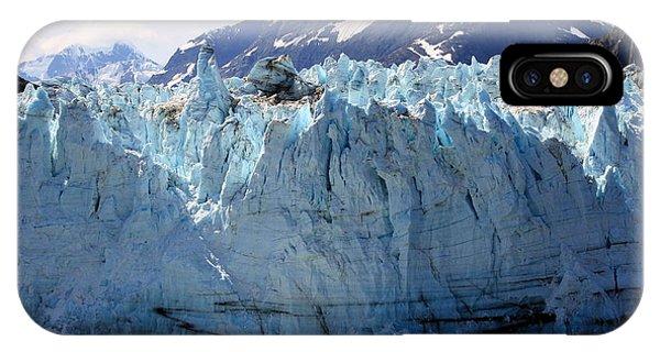 Glacier Bay iPhone Case - Beautiful Glacier Bay by Sophie Vigneault