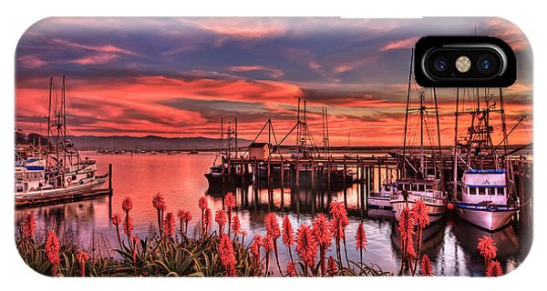 Beautiful Harbor IPhone Case