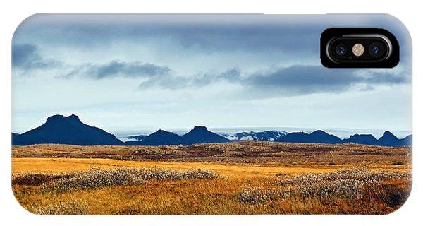 Beautiful Iceland IPhone Case
