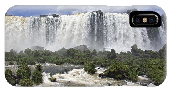 Beautiful Iguazu Waterfalls  IPhone Case