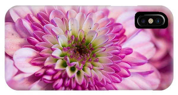 Beautiful In Pink IPhone Case