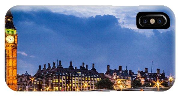 Beautiful London IPhone Case