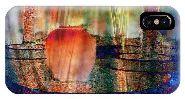 Sherri iPhone Case - Beautiful Lonely Vase by Sherri's - Of Palm Springs