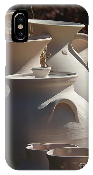 Beautiful Pottery IPhone Case