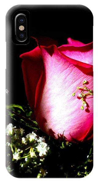 Beautiful Rose Phone Case by Elizabeth Fredette