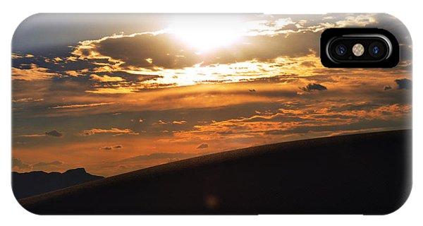 Beautiful Sun Set Phone Case by Danyele Skeels