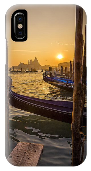 Beautiful Sunset In Venice Phone Case by Francesco Rizzato
