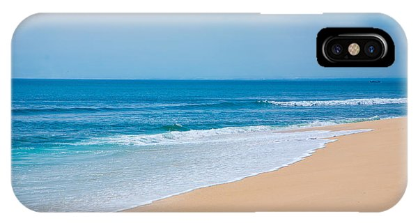 Beautiful Surfing Tropical Sand Beach IPhone Case