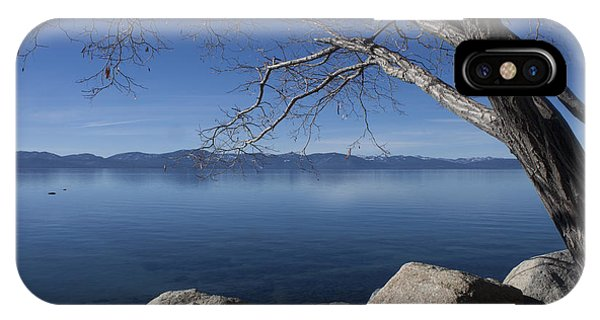 Beautiful View Of Lake Tahoe IPhone Case